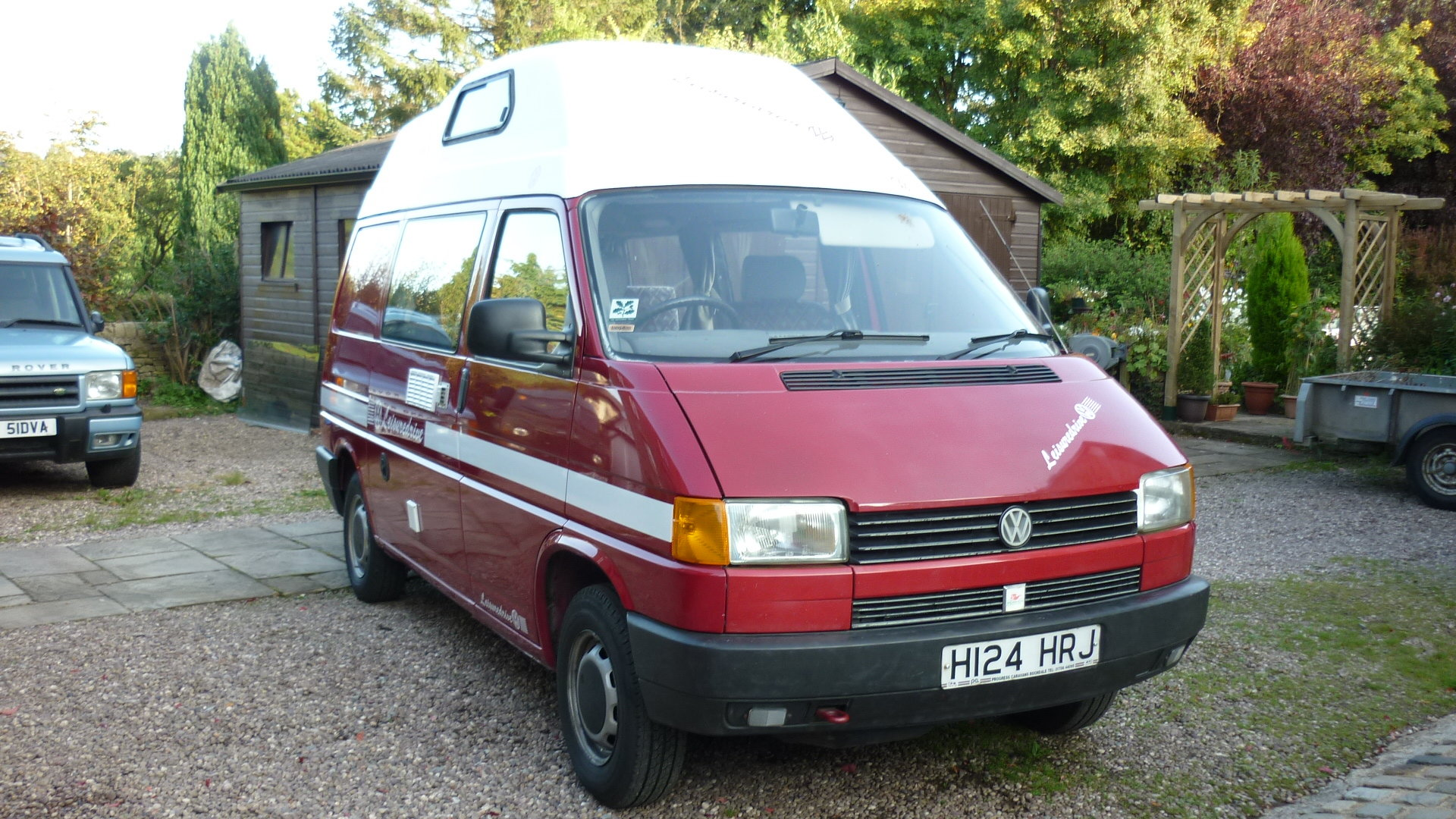 1991 VW Campervan For Sale (picture 1 of 6)