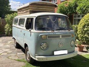 1976 VW T2 Camper van 'Betsy' - PRICE REDUCED