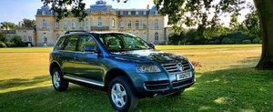 Picture of 2006  LHD VW TOUAREG 2.5 TDI V6, 4X4, TURBO, LEFT HAND DRIVE
