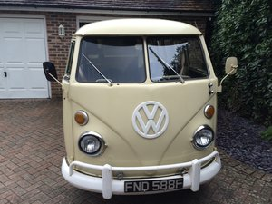 Picture of 1968 VW Split Screen Camper van with only 2 owners!