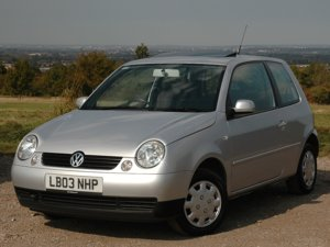 2003 Vlokswagen Lupo 1.4 S  One Owner 12,000 Miles For Sale