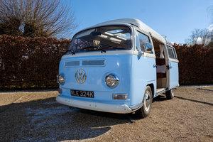 1971 Volkswagen T2 Low LIght Camper / Day Van