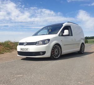 2013 VW caddy edition30 For Sale