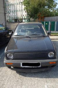 1990 VW Golf Mk2 G60