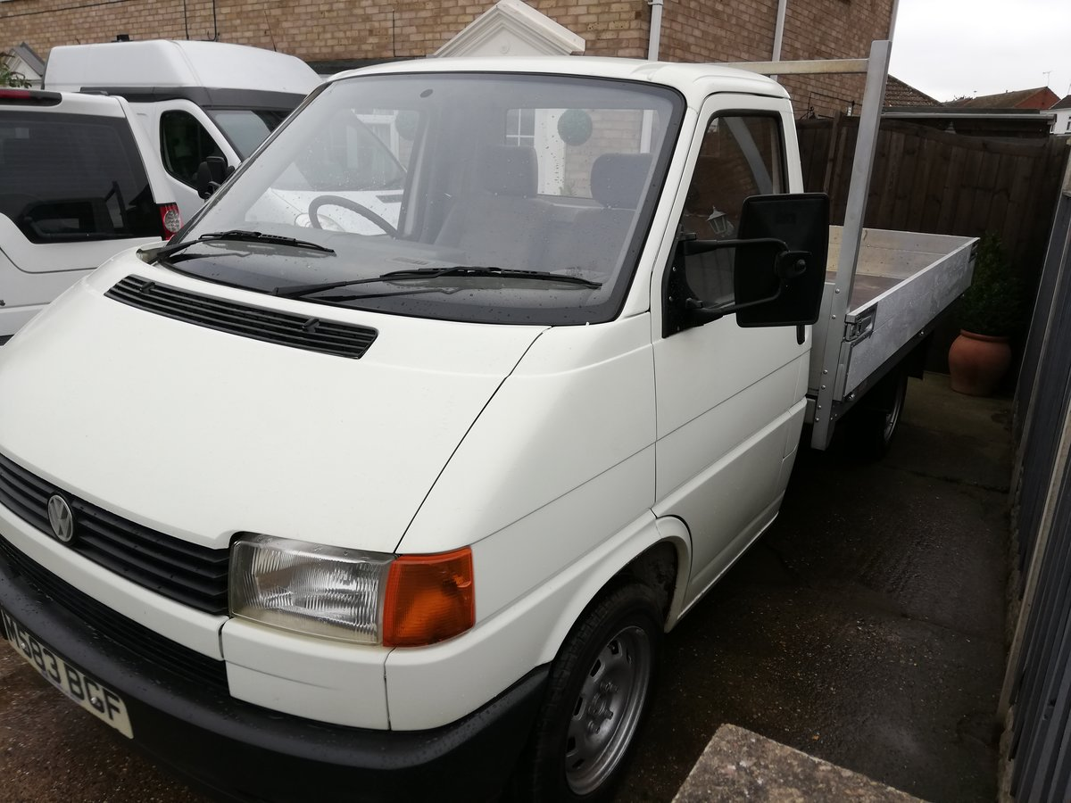 1995 Vw t4 pick up For Sale (picture 4 of 6)