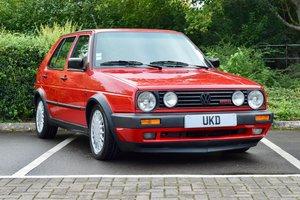 VOLKSWAGEN VW GOLF MK2 G60 GTI SYNCRO 4X4 RED 1992