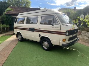 1987 Volkswagen T25 Auto sleeper For Sale