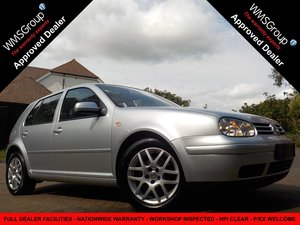 Volkswagen Golf 1.9 GT TDi PD (130) - As New