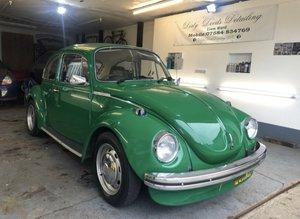 1972 Classic Volkswagen Beetle 1303 For Sale