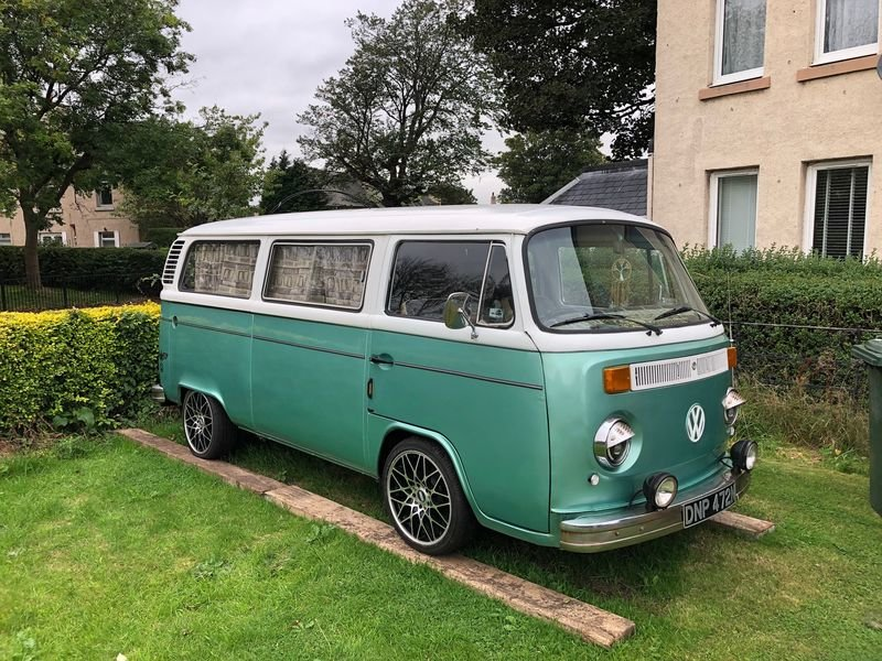 1975 Volkswagen T2 For Sale (picture 1 of 6)