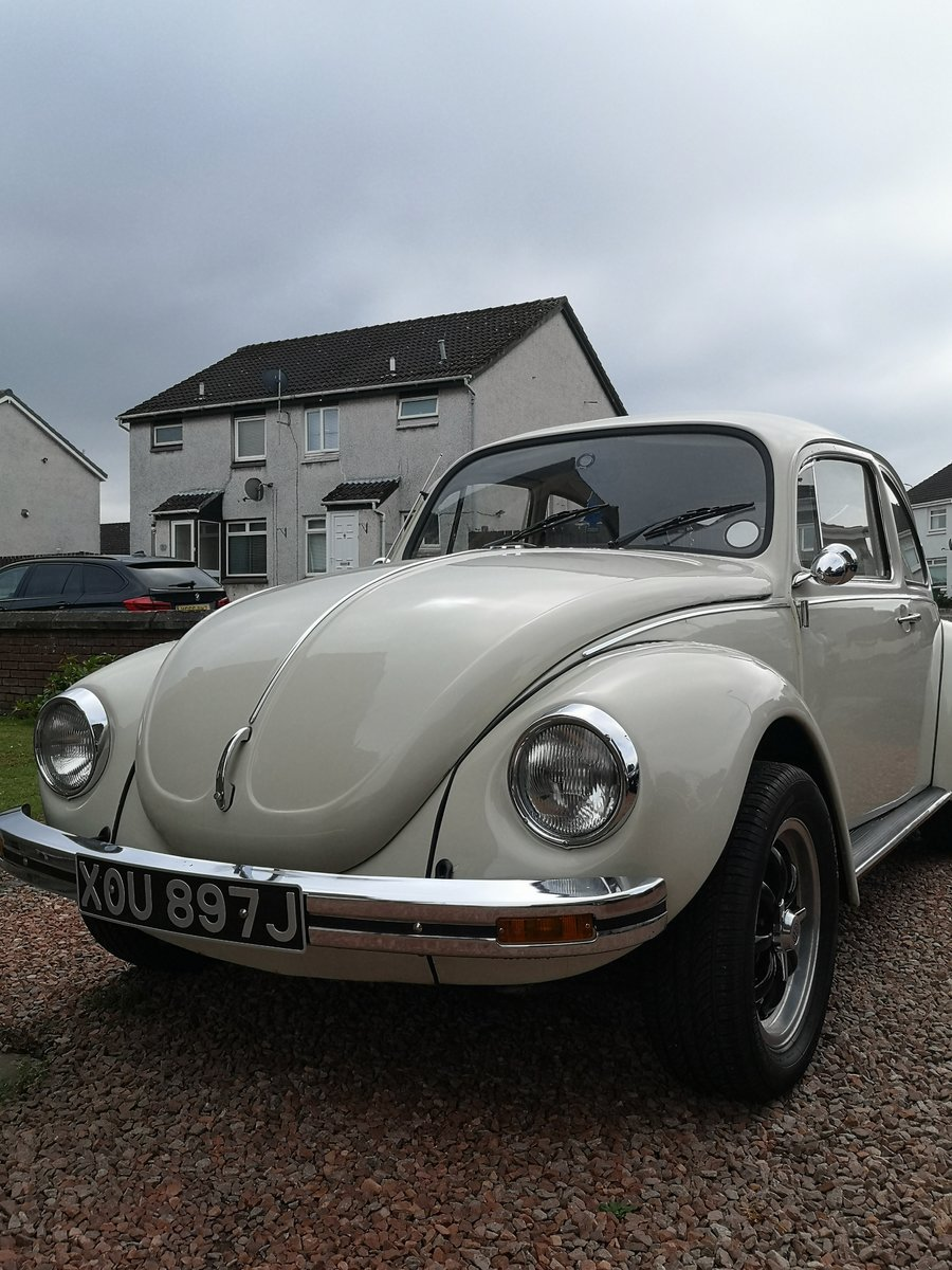 Stunning 1970 VW 1302Super Beetle 1600cc For Sale (picture 1 of 6)