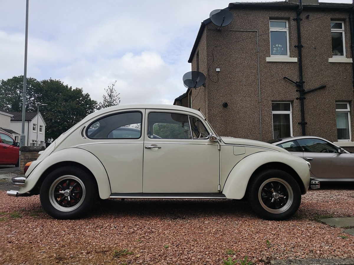 Stunning 1970 VW 1302Super Beetle 1600cc For Sale (picture 5 of 6)