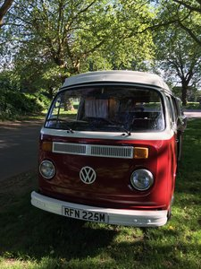 VW T2 Westfalia in lovely condition