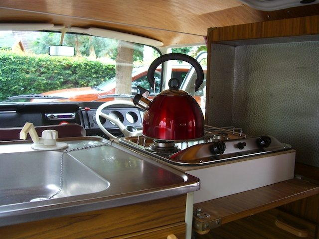 1974 VW T2 Westfalia in lovely condition For Sale (picture 3 of 5)