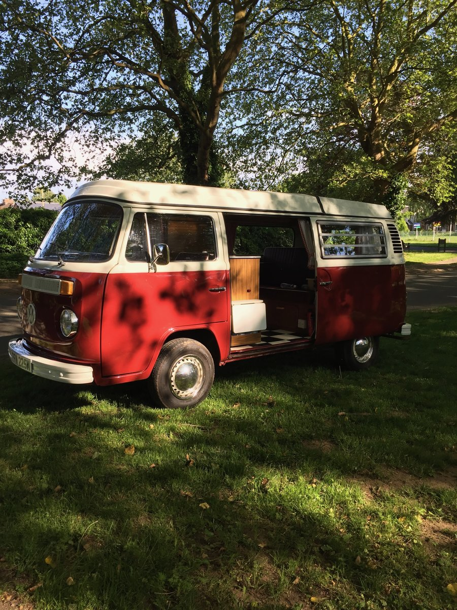 1974 VW T2 Westfalia in lovely condition For Sale (picture 4 of 5)