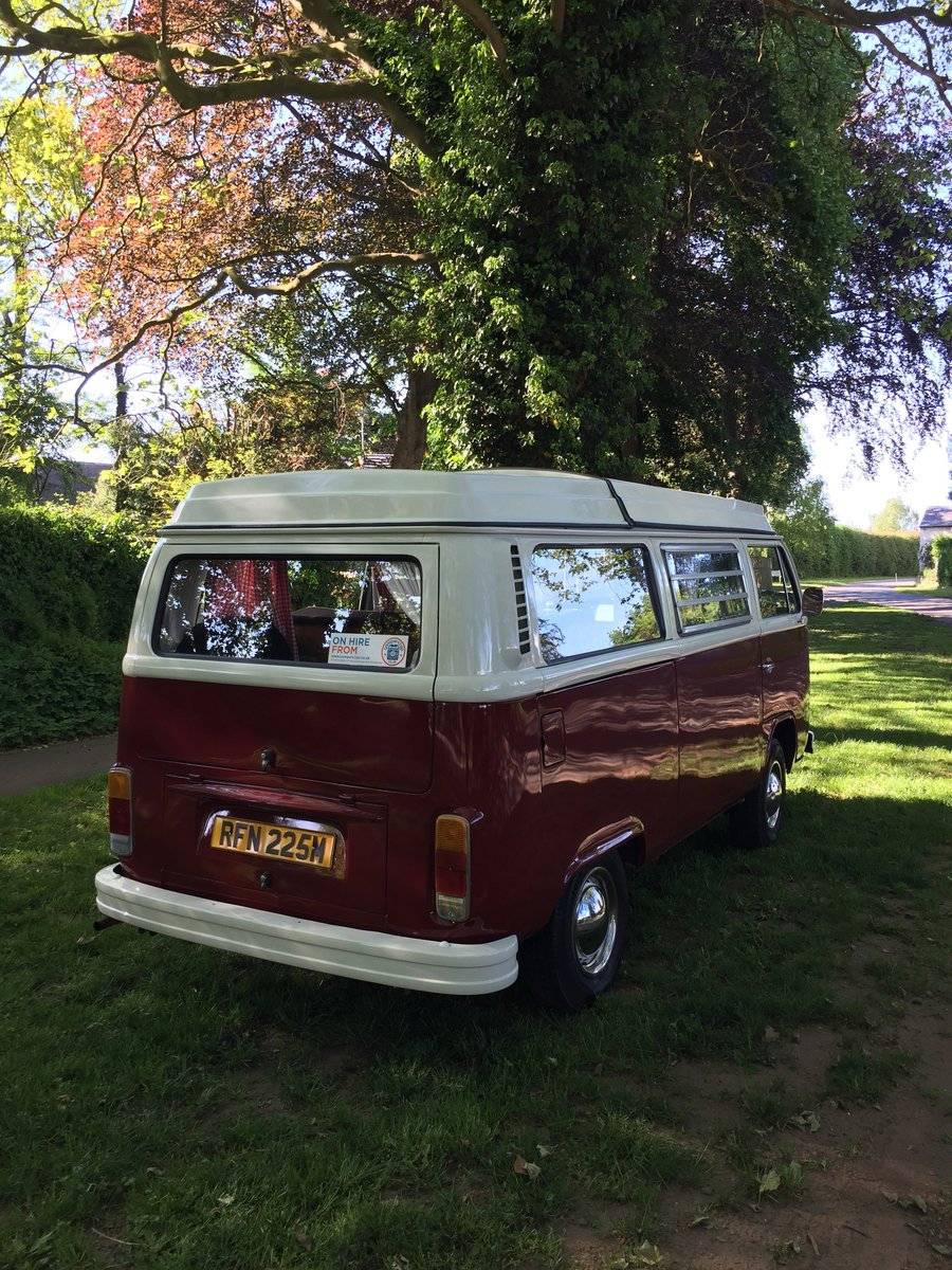 1974 VW T2 Westfalia in lovely condition For Sale (picture 5 of 5)