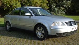 2003 Volkswagen, PASSAT, Saloon, Manual, 1781