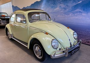 Picture of 1961 VW Käfer Open Roof Original  For Sale