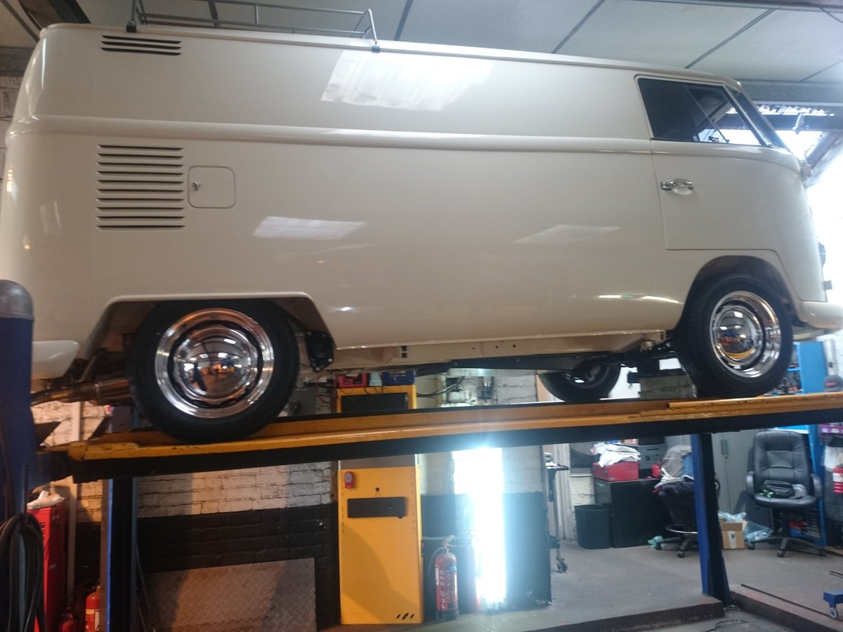 1965 VOLKSWAGEN splitscreen Type 2 panel van For Sale (picture 3 of 6)