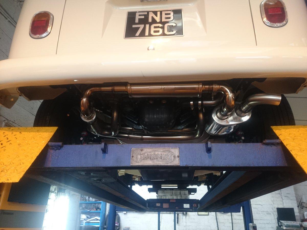1965 VOLKSWAGEN splitscreen Type 2 panel van For Sale (picture 4 of 6)