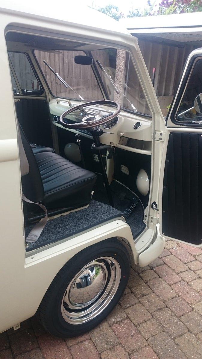 1965 VOLKSWAGEN splitscreen Type 2 panel van For Sale (picture 6 of 6)