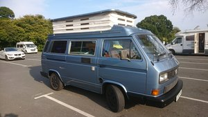Picture of 1989 VW T25/T3 1.6TD CAMPERVAN