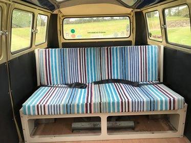 1967 Volkswagen Campervan For Sale (picture 4 of 6)