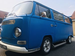 1972 VW T2 BAY Window