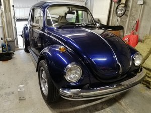 Rare 1303 S Super beetle