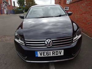 FACE LIFT PASSAT 2012 140 BHP IN BLACK WITH TOW BAR NEW MOT