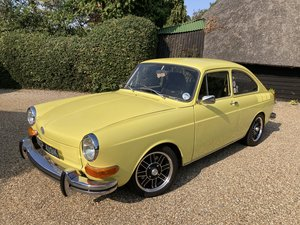 Picture of 1972 VW Fastback
