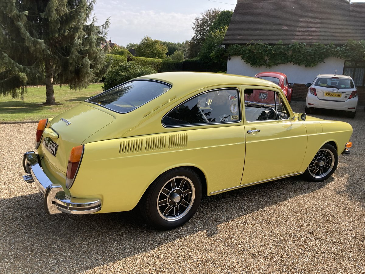 1972 VW Fastback For Sale (picture 2 of 6)