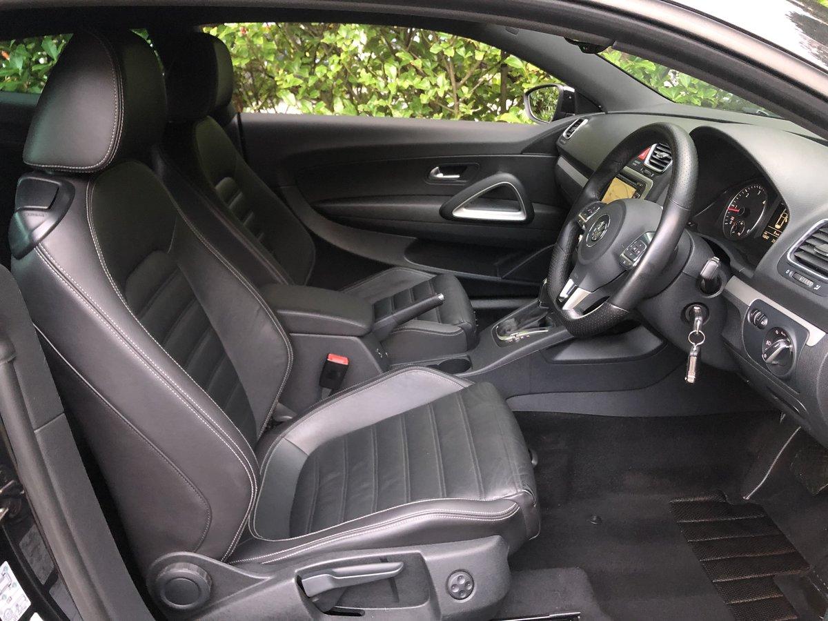 2010 *Now Sold* Volkswagen Scirocco 2.0 GT TDi   76k   Nav   For Sale (picture 4 of 6)