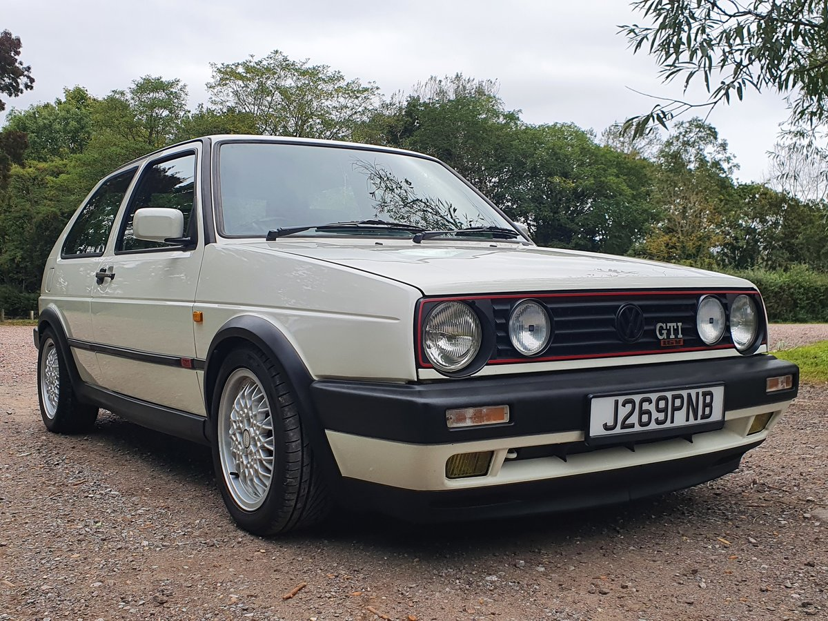 1991 Mk2 Golf Gti 16v 3dr  For Sale (picture 1 of 6)