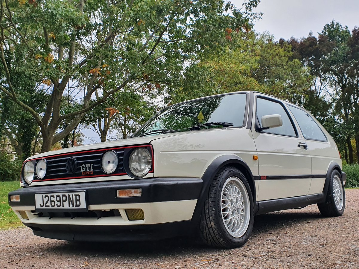 1991 Mk2 Golf Gti 16v 3dr  For Sale (picture 2 of 6)