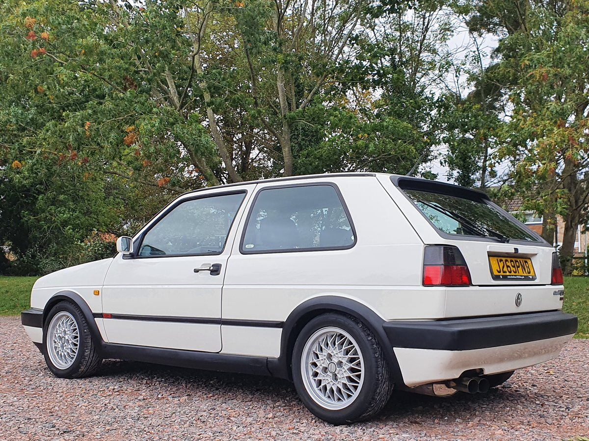 1991 Mk2 Golf Gti 16v 3dr  For Sale (picture 3 of 6)