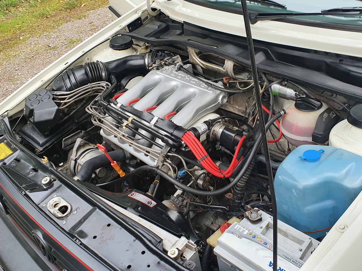 1991 Mk2 Golf Gti 16v 3dr  For Sale (picture 5 of 6)