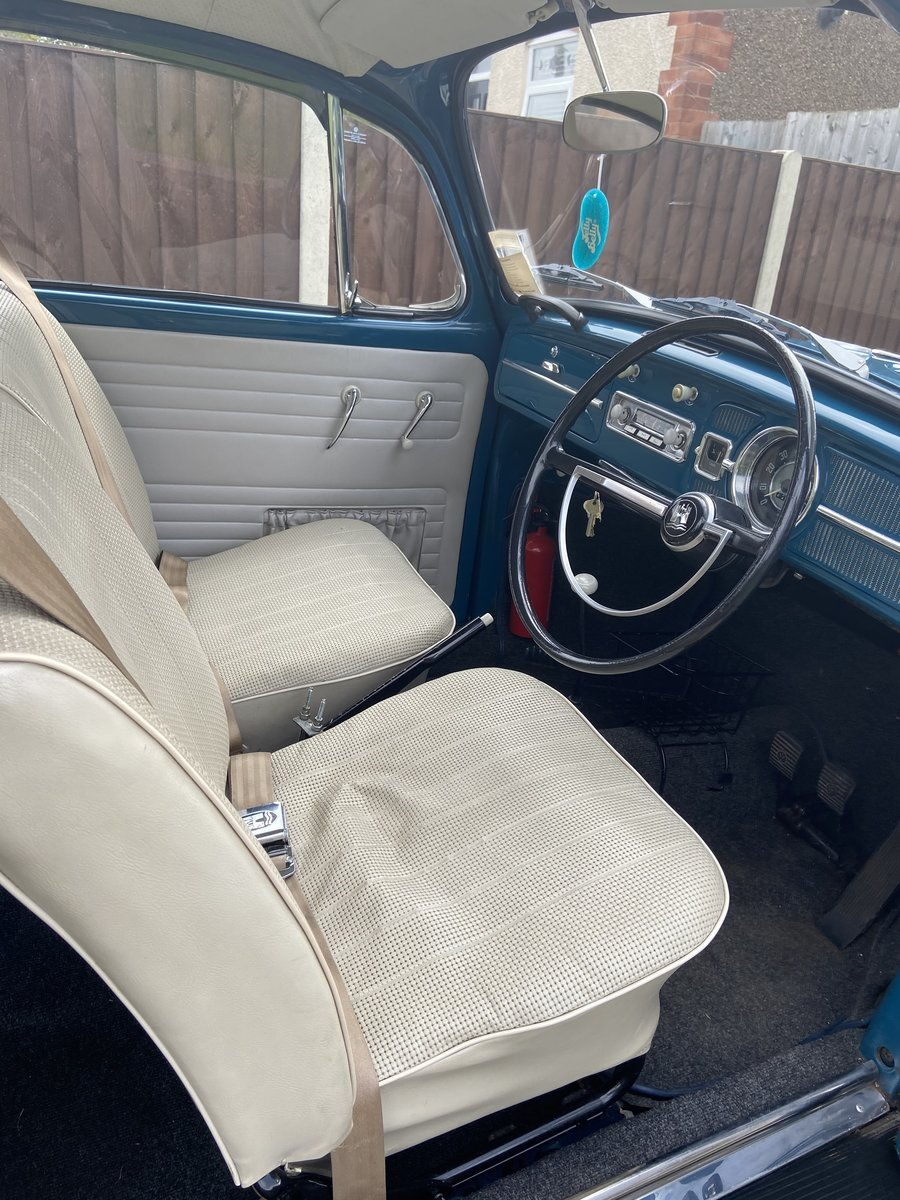 1966 VW Beetle For Sale (picture 4 of 6)