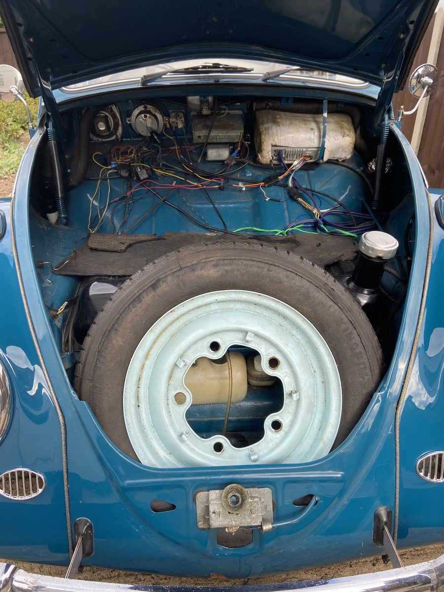 1966 VW Beetle For Sale (picture 5 of 6)