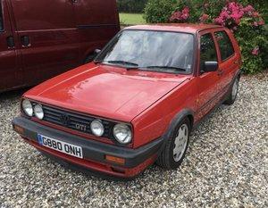1990 VW Golf GTi For Sale