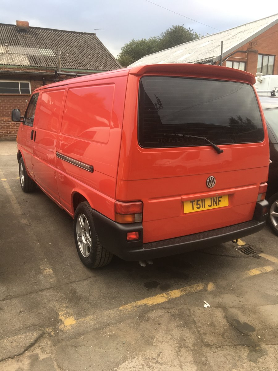 1999 VW Transporter Reconditioned engine and gearbox For Sale (picture 6 of 6)