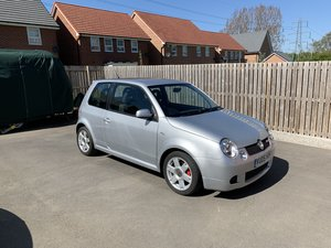 2005 VW lupo gti - exceptional