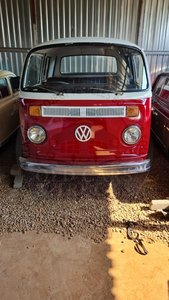 1974 VW Kombi Pick Up