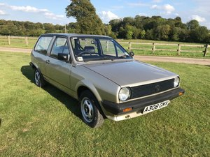 1984 VW Polo Hatchback 25,200 miles! For Sale