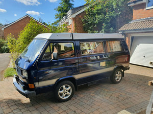 VW T3 T25 Westfalia LHD, Petrol 1970cc - PRICE REDUCTION
