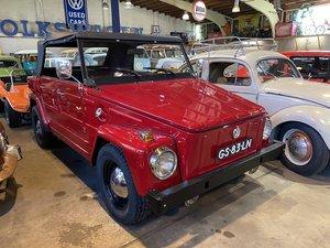 Picture of 1979 Volkswagen Kubelwagen, VW Thing, Volkswagen Typ 181  For Sale