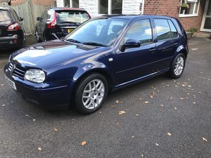 Picture of 2001 Mark 4 Golf GTI