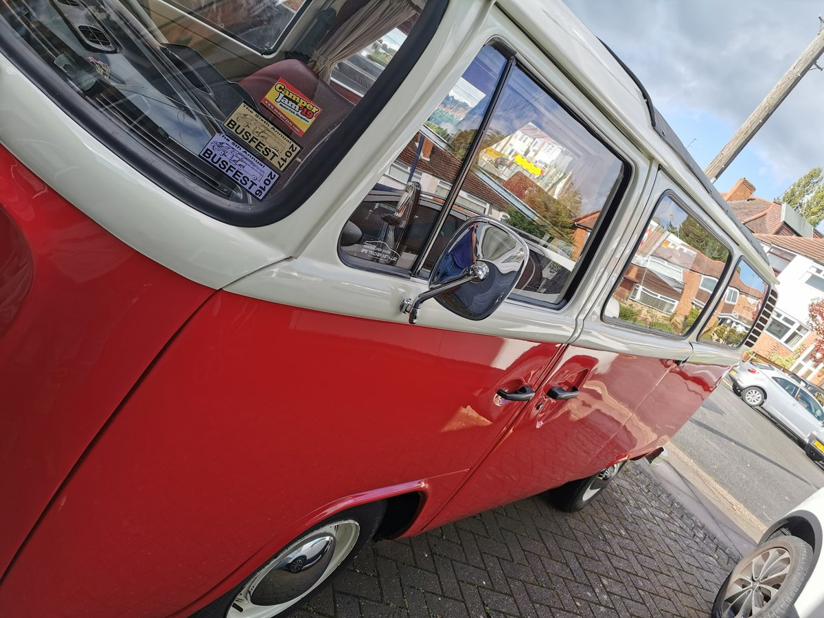 1975 VW T2 Camper Van 1800cc Automatic  SOLD (picture 2 of 6)