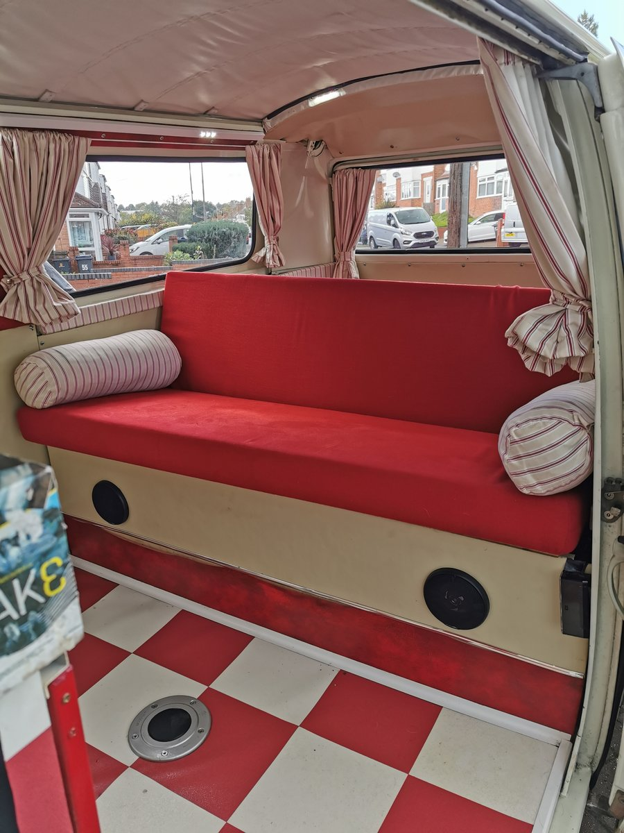 1975 VW T2 Camper Van 1800cc Automatic  SOLD (picture 5 of 6)