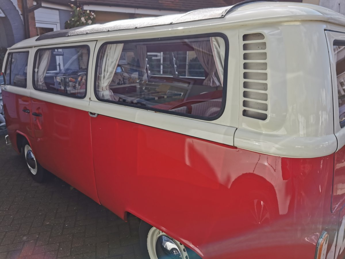 1975 VW T2 Camper Van 1800cc Automatic  SOLD (picture 6 of 6)